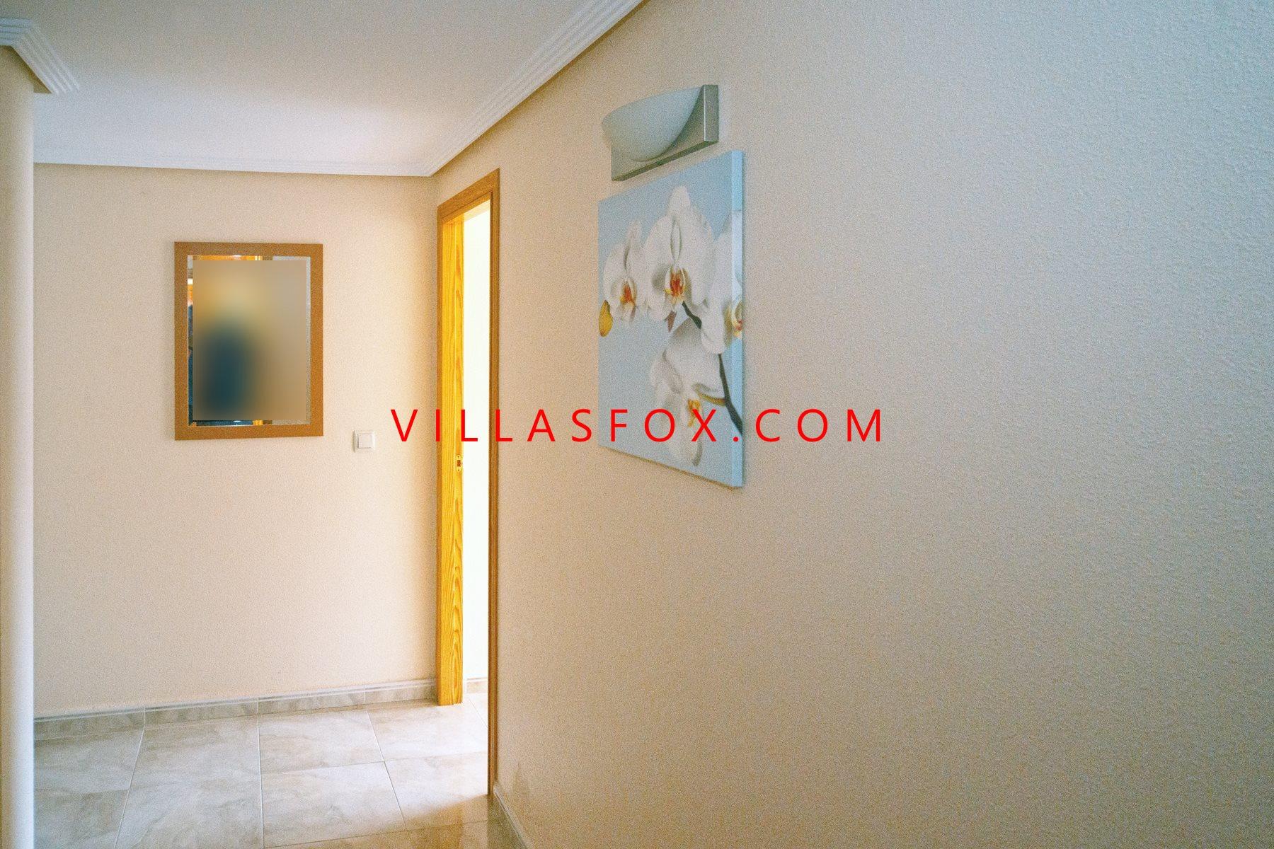דירת יוקרה עם 4 חדרי שינה, 2 חדרי רחצה, מרכז העיר סן מיגל דה סלינס