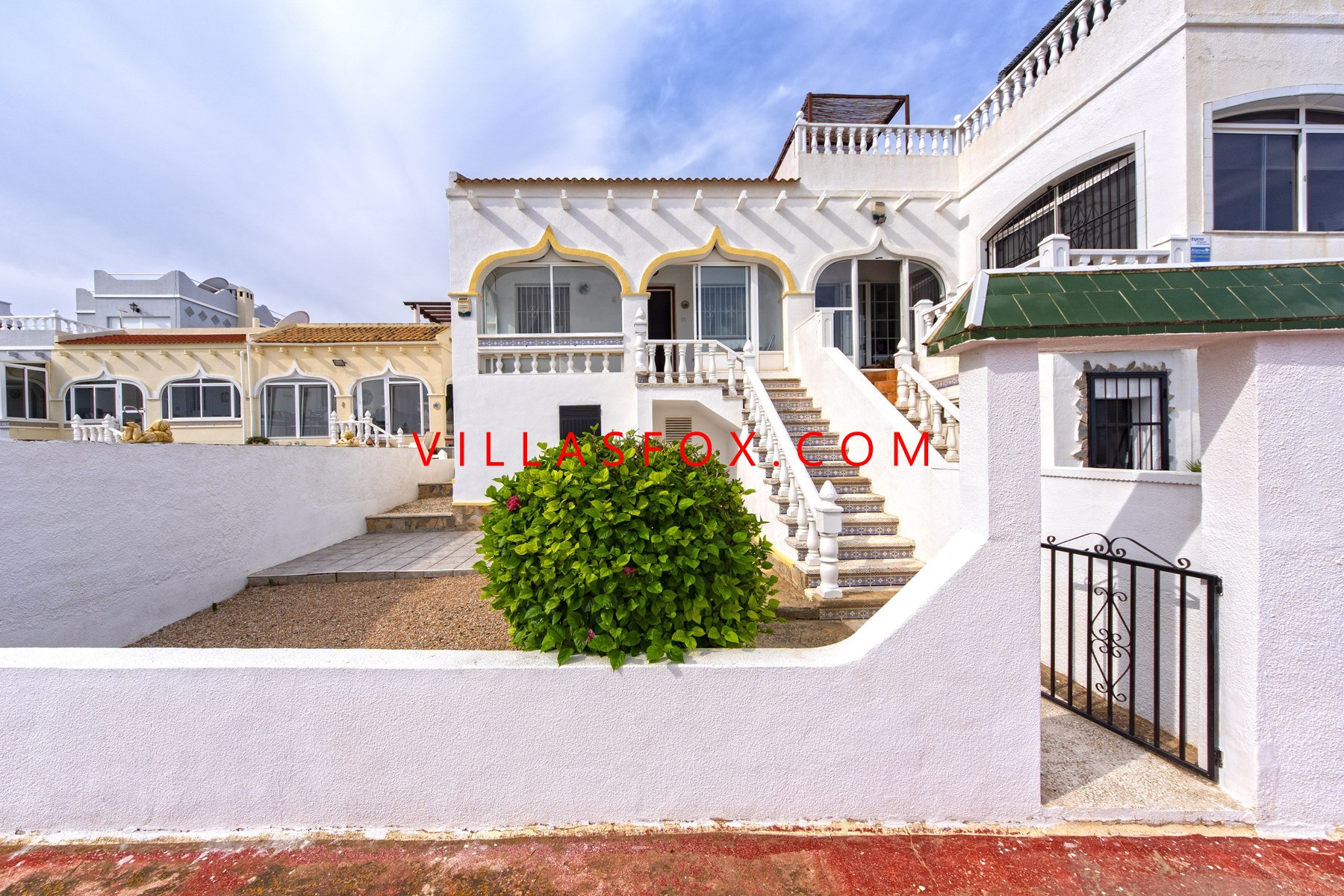 Balcón de la Costa Blanca townhouse with amazing views for sale, San Miguel de Salinas!