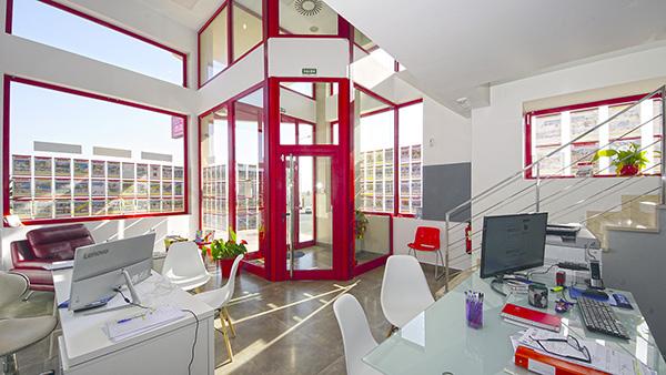 Нашият офис в Сан Мигел де Салинас