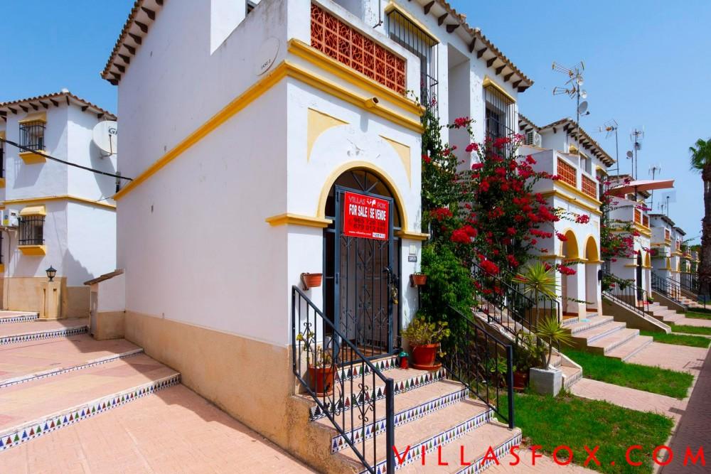 1-værelses lejlighed i stueetagen, Mirador del Mediterraneo