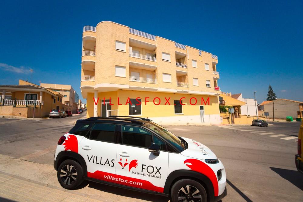 Appartement de 2 chambres à vendre à San Miguel de Salinas, superbes vues
