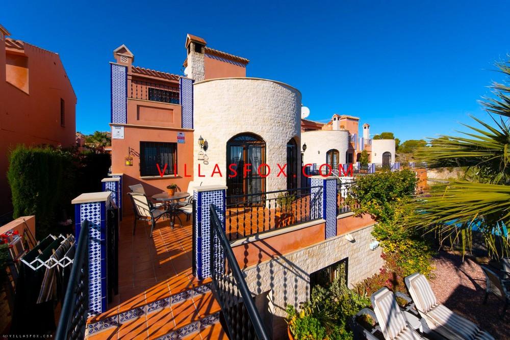 La Cañada (Mirador de San Miguel) Villa individuelle de 3 chambres avec une vue incroyable