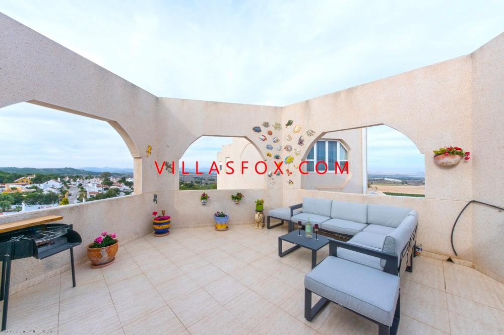 Penthouse 1 chambre Los Pinos, San Miguel de Salinas