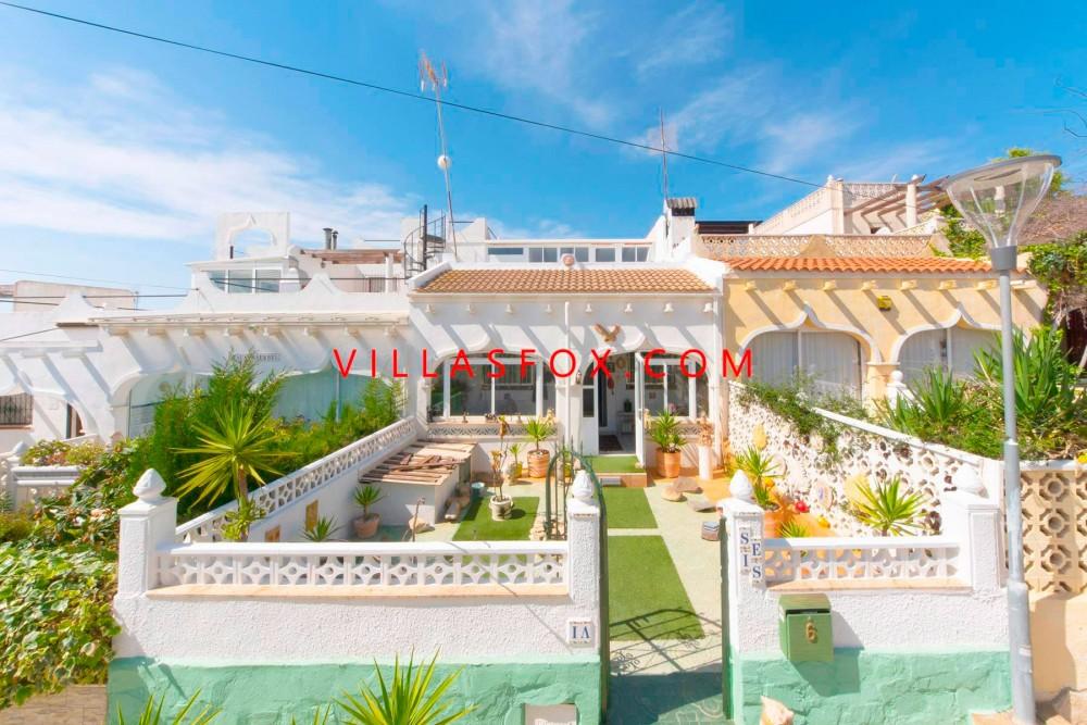 Balcón de la Costa Blanca 3-værelses ejendom til salg