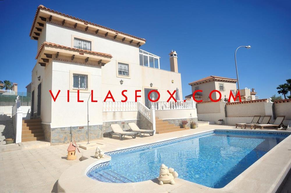 Villasmaría (סן מיגל דה סלינס) וילה עם 4 חדרי שינה למכירה