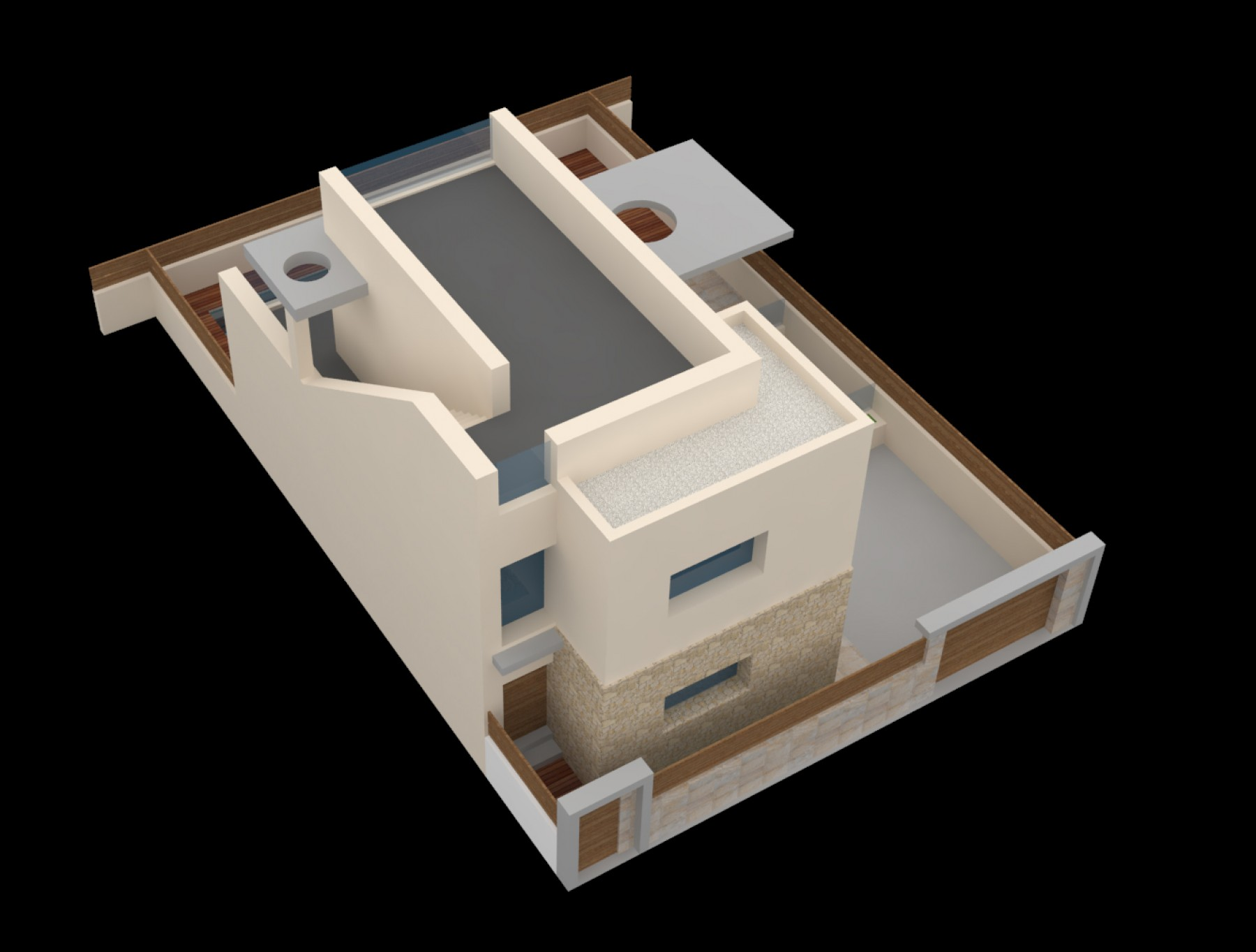 Luxury new-build villas, La Herrada, Los Montesinos