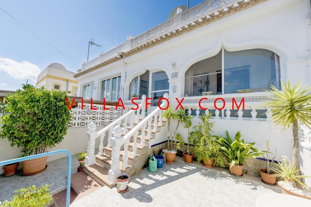 Balcón de la Costa Blanca - casă cu 2 dormitoare, grădină, terasă