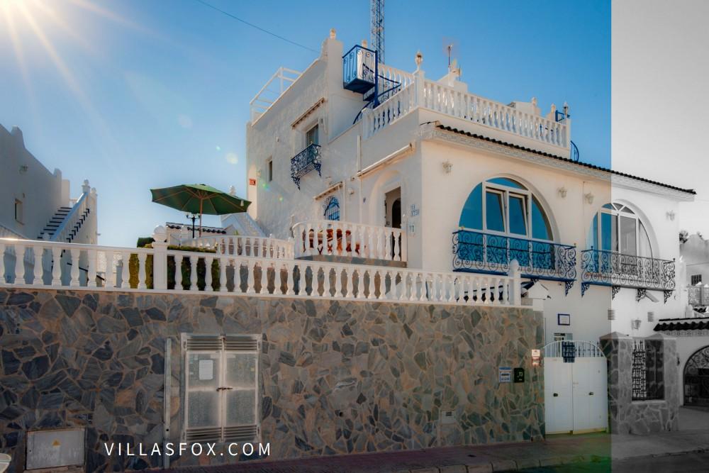 4-roms villa over 3 plan med privat basseng, Blue Lagoon