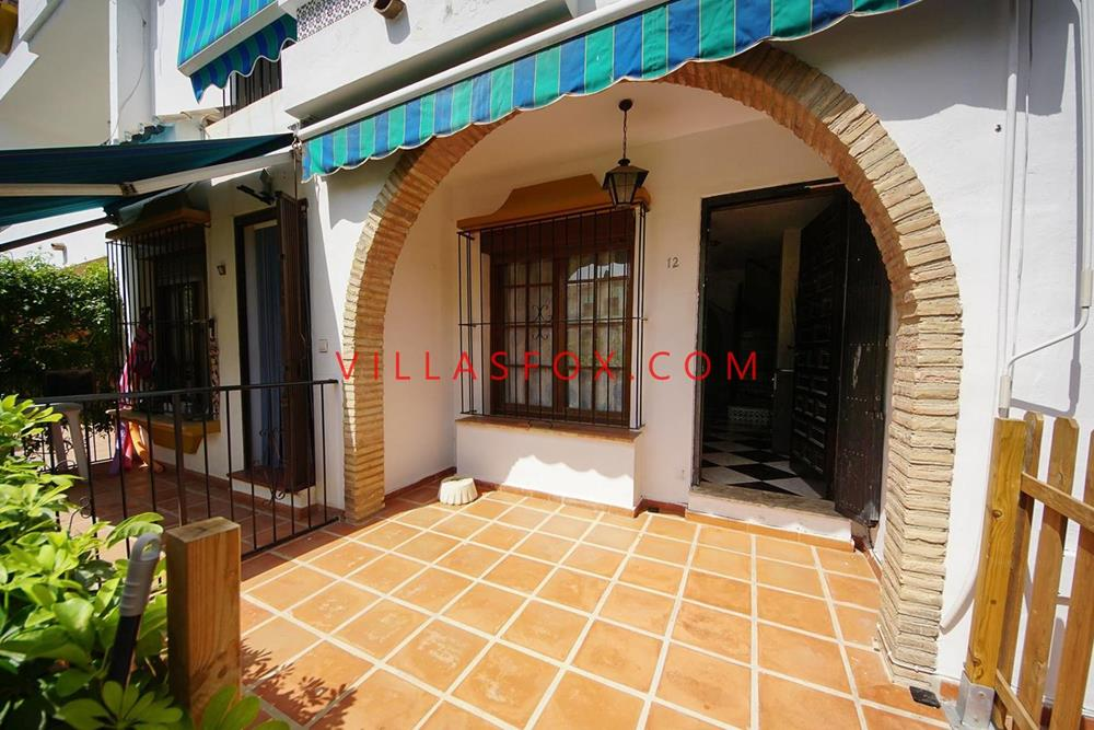 2-bedroom, 2-bathroom townhouse, El Prado I, San Miguel de Salinas