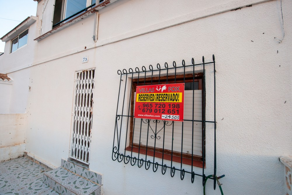 4-roms, rekkehus med 3 bad, Balcón de la Costa Blanca, San Miguel de Salinas