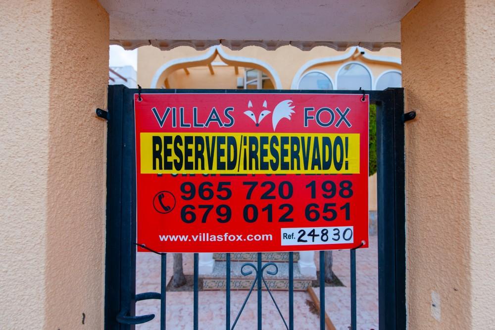 Balcón de Costa Blanca 3-roms, frittliggende villa med fantastisk utsikt