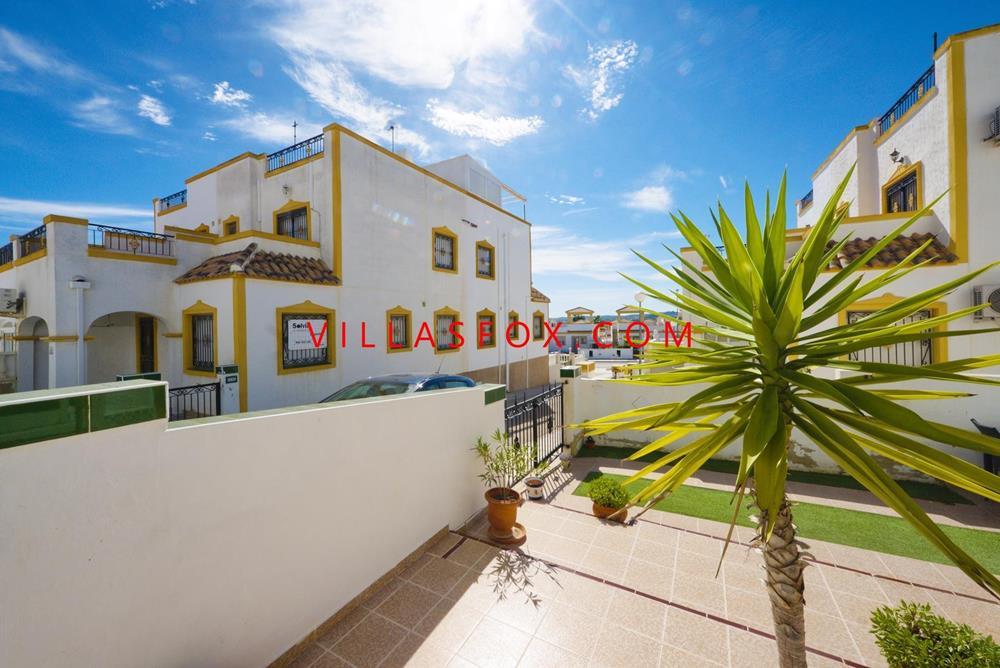Villa Entre Naranjos quad, golfe Vistabella, virado a sudeste