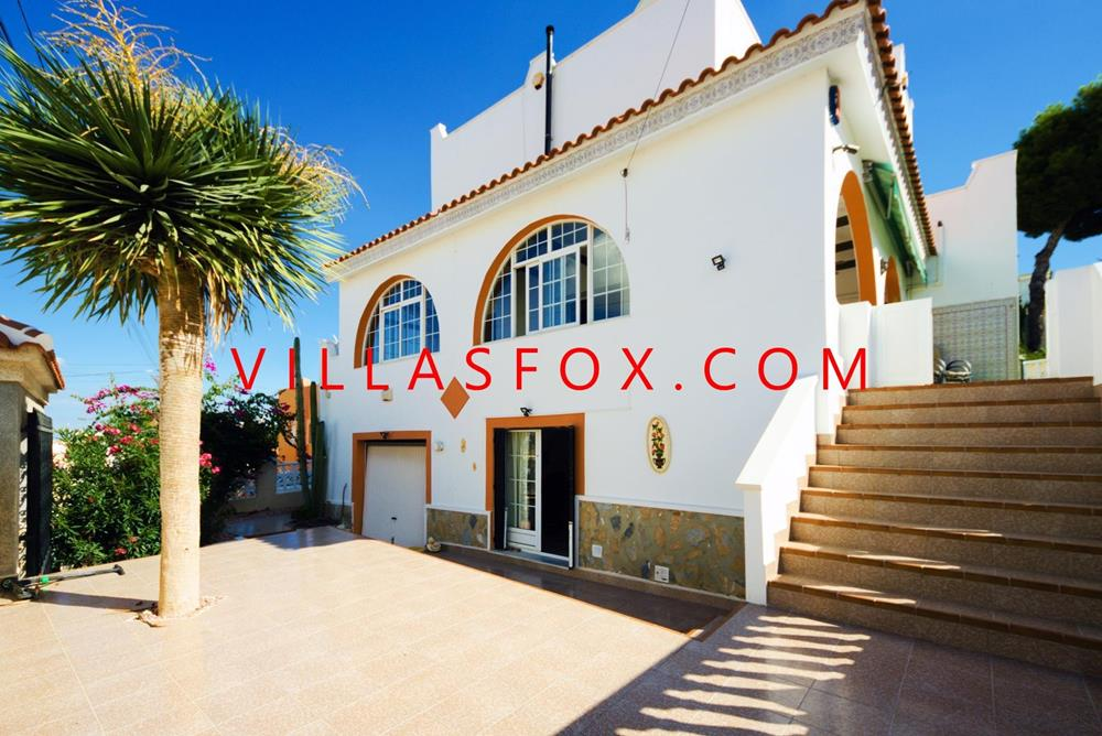 7-bedroom villa with private pool, Blue Lagoon, San Miguel de Salinas