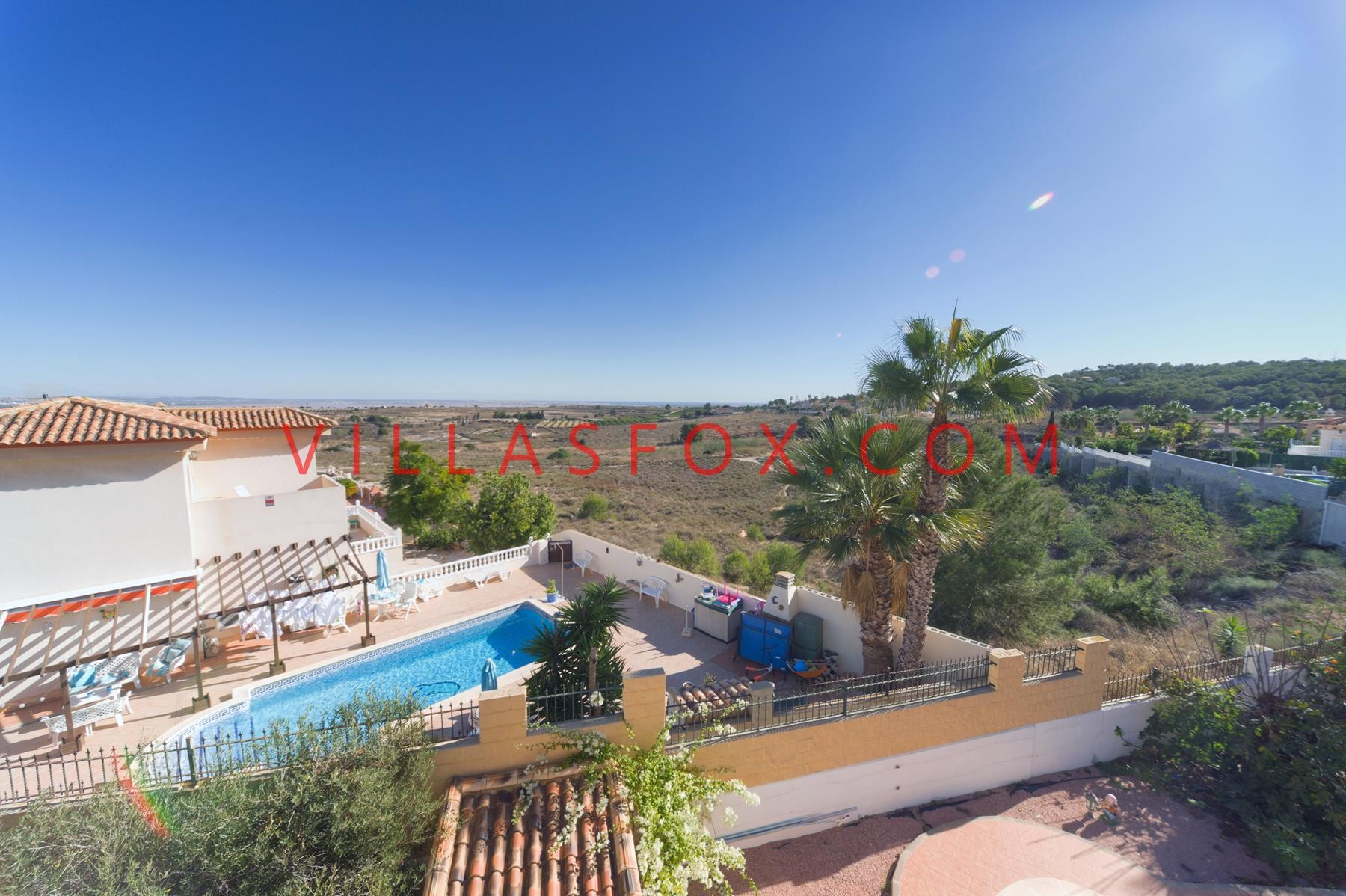 5-bedroom luxury detached villa on large plot with magnificent views, Torrestrella, San Miguel de Sa