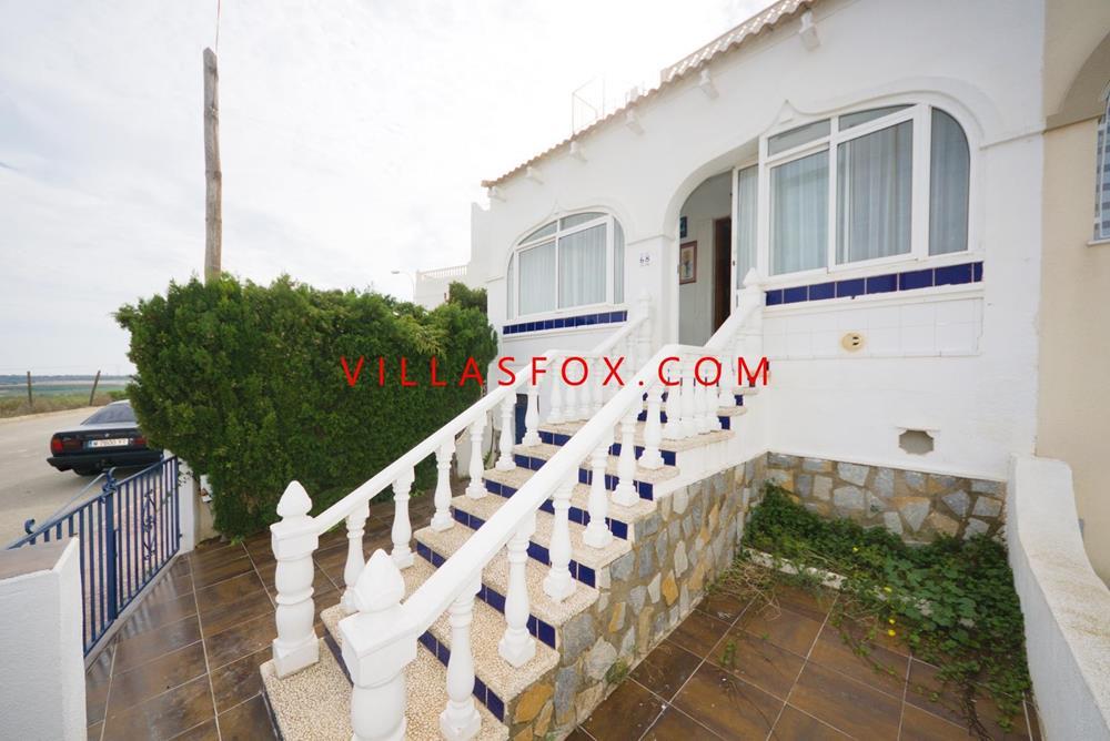 Balcón de la Costa Blanca - 3 paturi, 2 băi vilă semidecomandată cu grădină mare