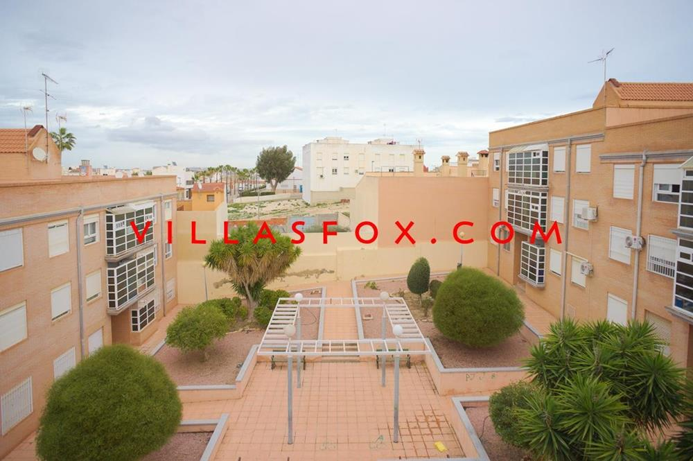 3-bedroom, 2-bathroom top-floor apartment, San Miguel de Salinas