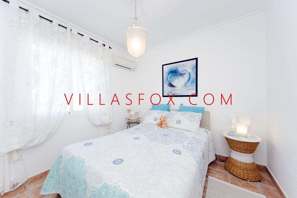 Lago Azul (Blue Lake) villa - 3 bedrooms, 3 bathrooms including guest room with separate entrance -