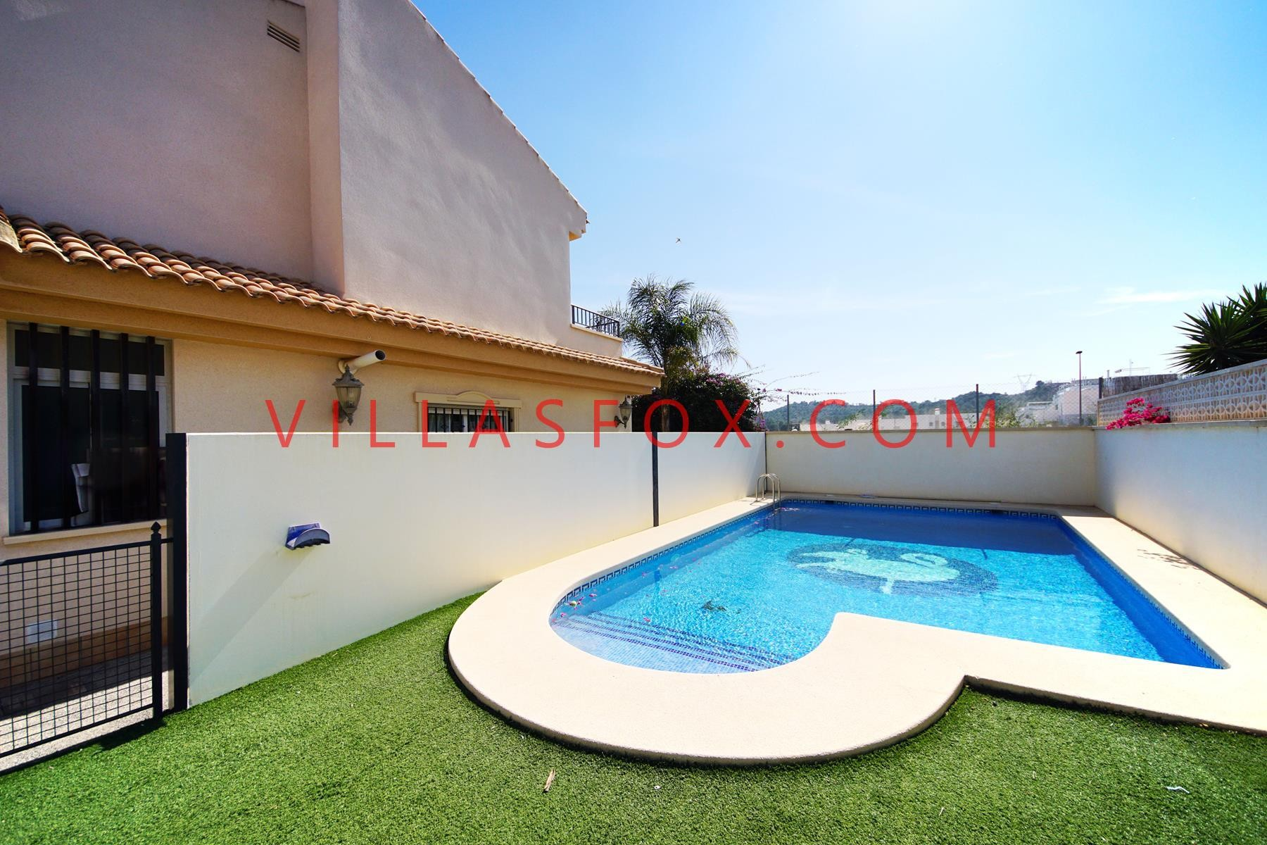 3-bedroom semi-detached villa, Los Flamencos, La Cañada