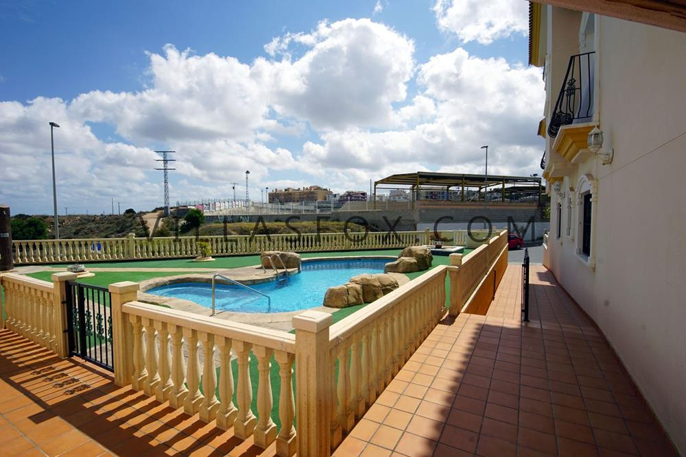South-facing apartment (2 bedrooms), Costa Paraíso II, San Miguel de Salinas