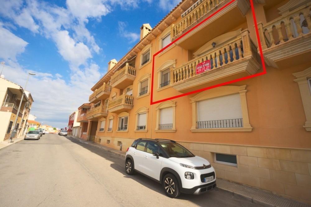 3-roms, 2-bad luksusleilighet med parkering, San Miguel de Salinas