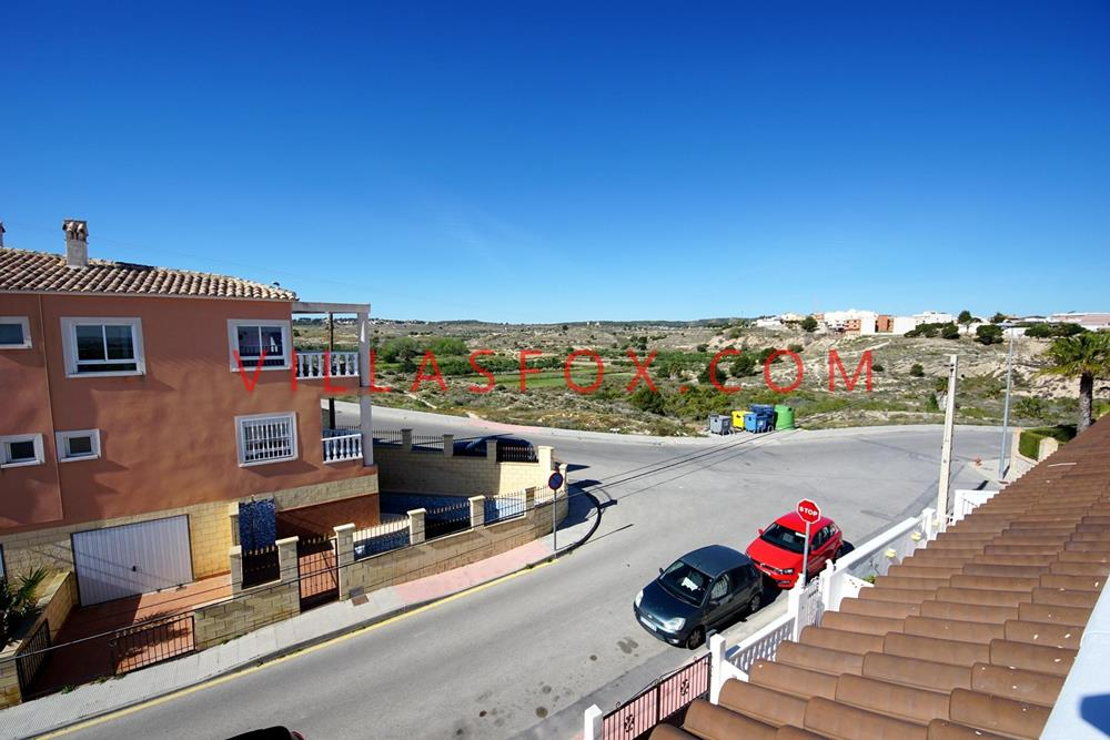2-bedroom, 2-bathroom townhouse, Balcón de la Costa Blanca, San Miguel de Salinas