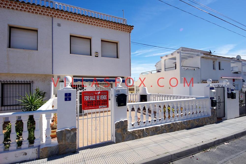 2 dormitoare, 2 camere de baie din oraș, Balcón de la Costa Blanca, San Miguel de Salinas