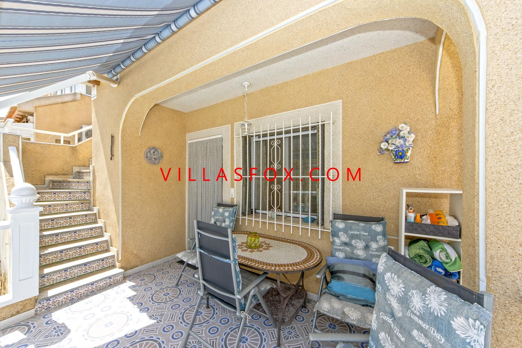 Blue Lagoon (San Miguel) detached villa, 3 bedrooms, private pool, great price