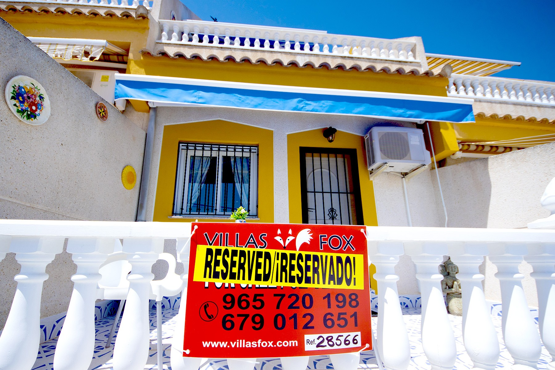 بالكون دي لا كوستا بلانكا تاون هاوس 3 غرف نوم Puerta Laguna II