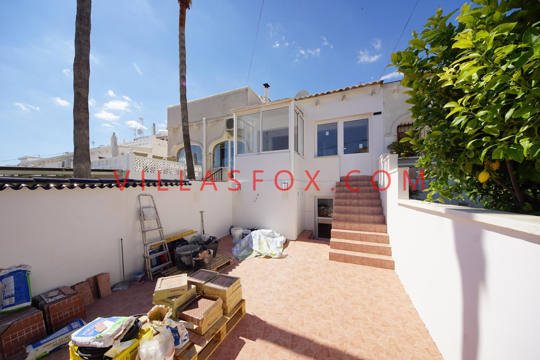 3-bedroom modern renovated townhouse, Balcón de la Costa Blanca, San Miguel de Salinas