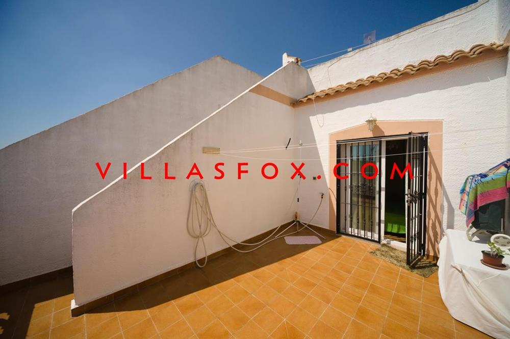 2 bedroom townhouse with pool, Puerta Laguna 1, Balcón de la Costa Blanca, San Miguel de Salinas