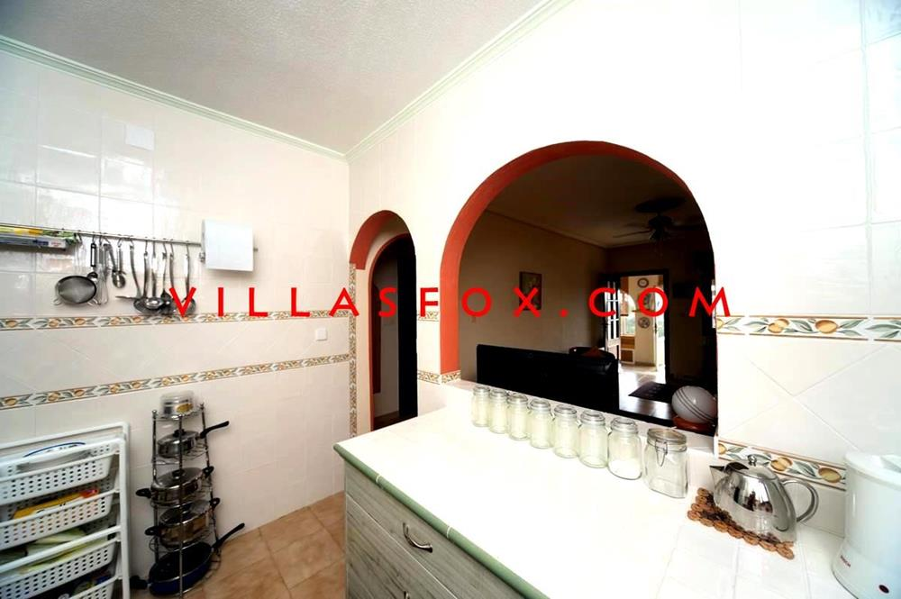 3-bedroom detached villa, Balcón de la Costa Blanca, San Miguel de Salinas