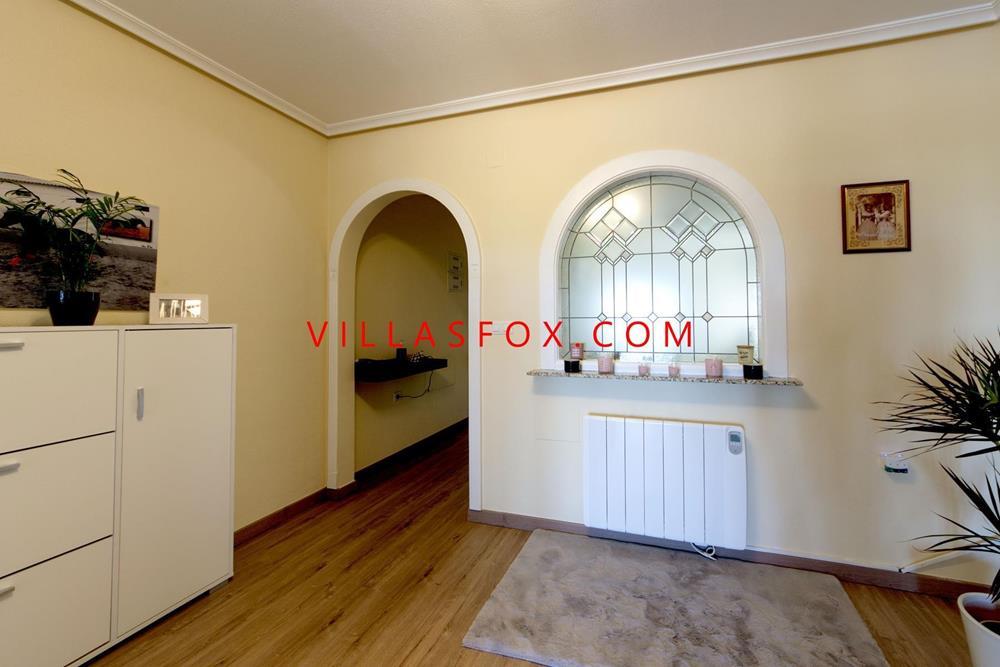 Luksus leilighet i toppetasjen med 2 soverom med intern tilgang til privat solarium