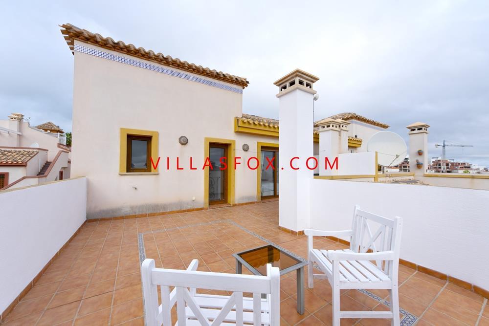 La Cañada Fase I, San Miguel de Salinas, einbýlishús, 3 svefnherbergi