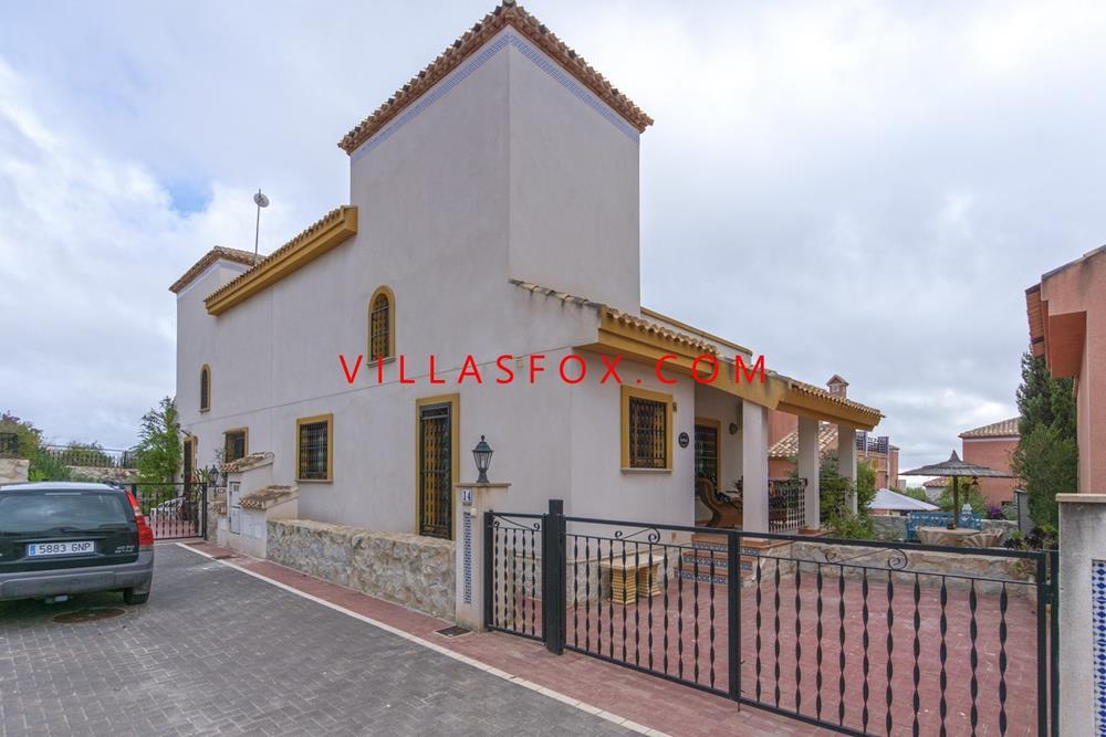 La Cañada Fase I, San Miguel de Salinas, וילה דו משפחתית, 3 חדרי שינה