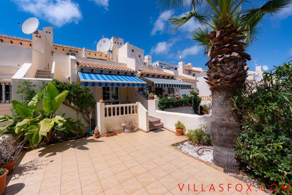 Las Ramblas Golf 2-roms bungalowvilla med 2 bad og hager