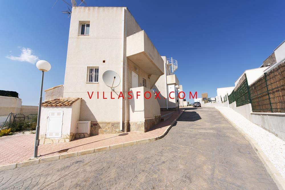Appartement à vendre face à l'ouest Los Pinos, San Miguel de Salinas