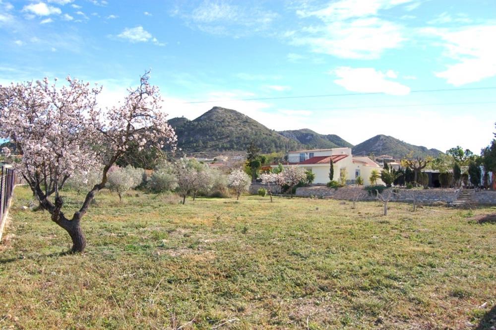 6 herbergja einbýlishús, Hondón de los Frailes, Alicante