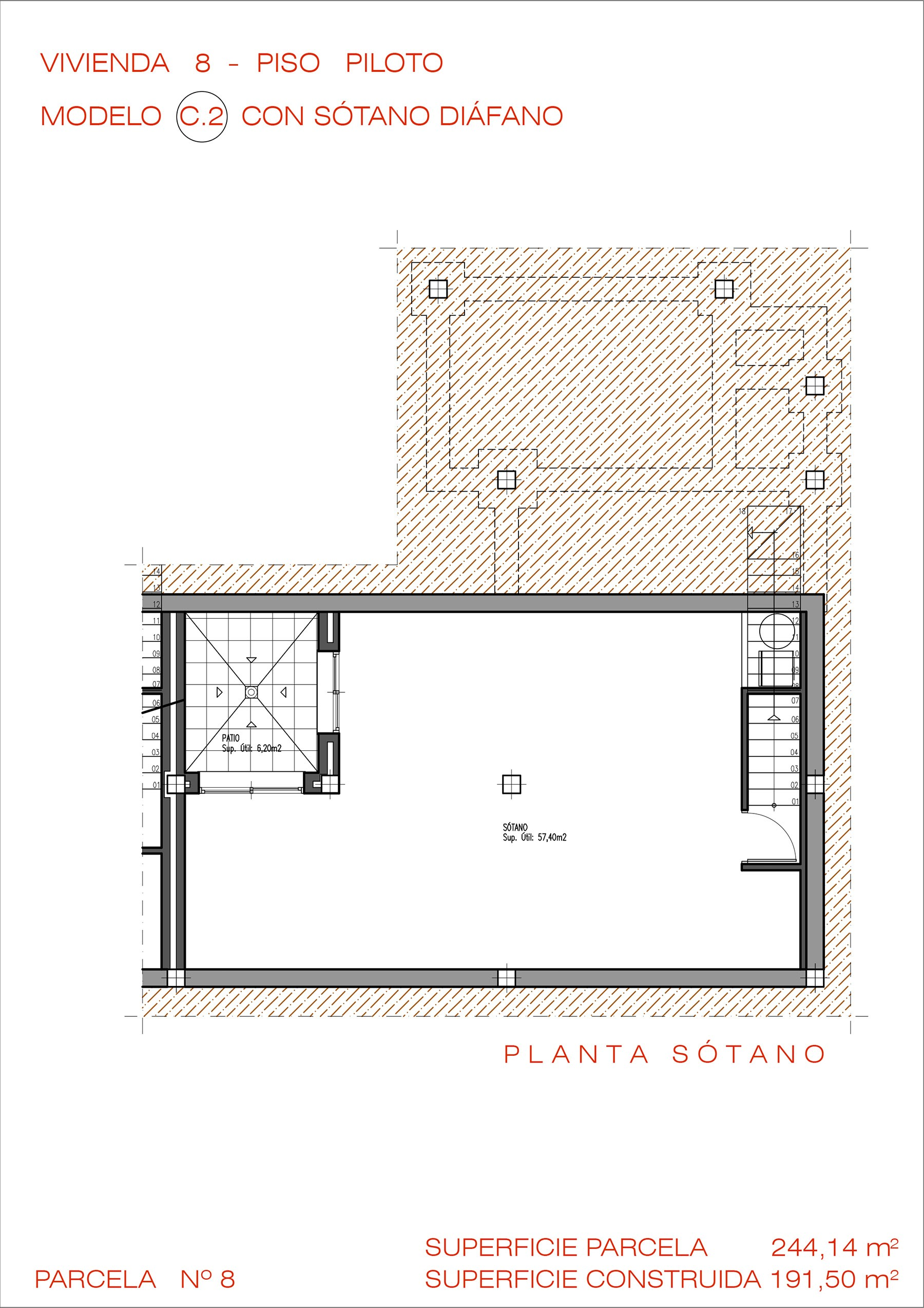 Ville di lusso di nuova costruzione, La Herrada, Los Montesinos