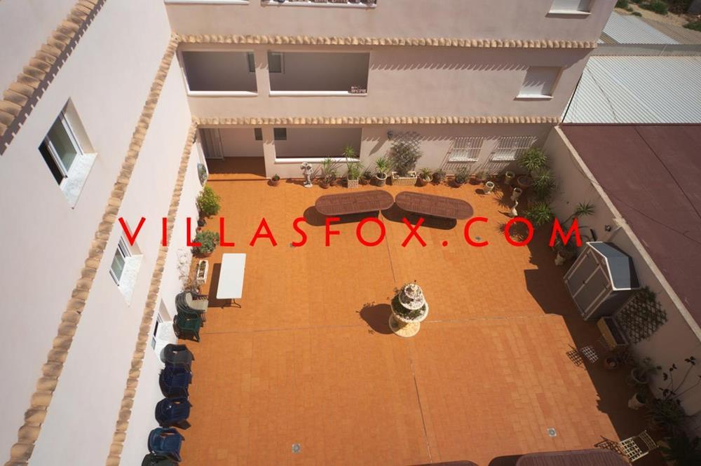 San Miguel de Salinas bottenvåning med garageutrymme (Costa Paraíso IV)