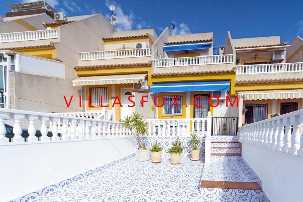 Balcón de la Costa Blanca Casa adosada de 3 dormitorios Puerta Laguna II