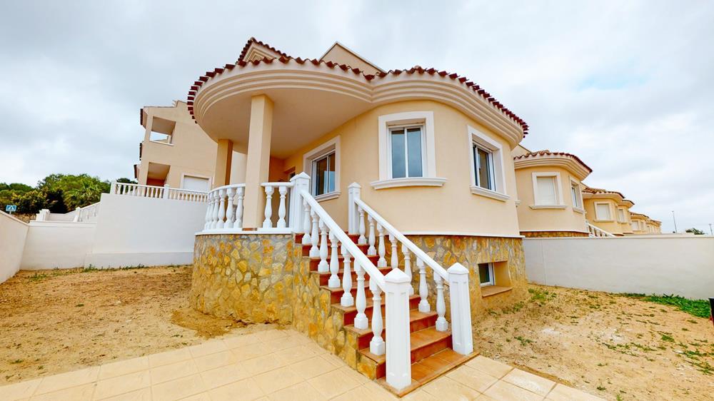 Villas individuelles de 3 chambres avec piscine commune, Res. Los Alcores I, Mirador de San Miguel