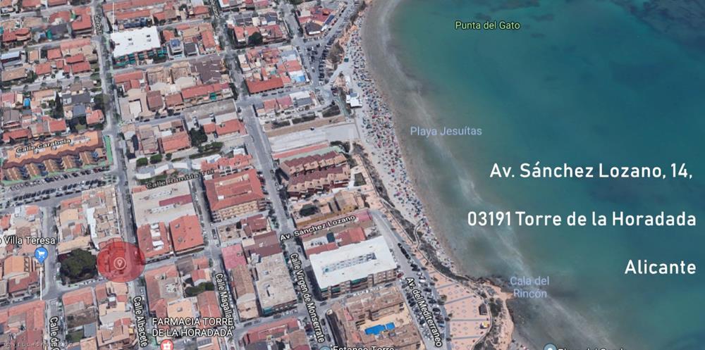 Penthouse de nouvelle construction Torre de la Horadada à proximité de la plage!