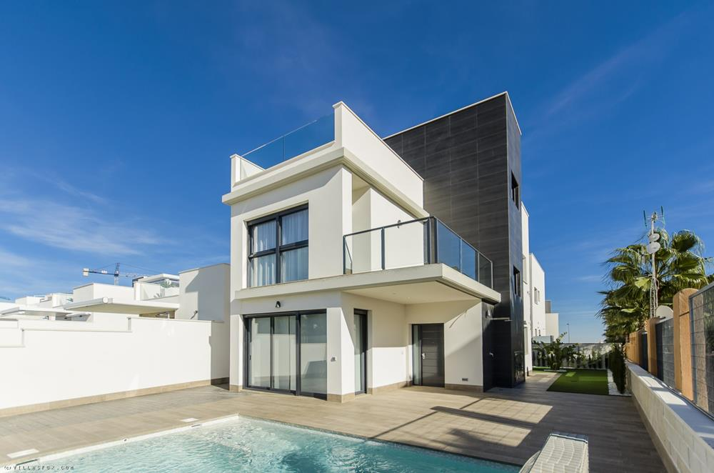 Villas neuves de 3 chambres modèle Lea, Bellavista