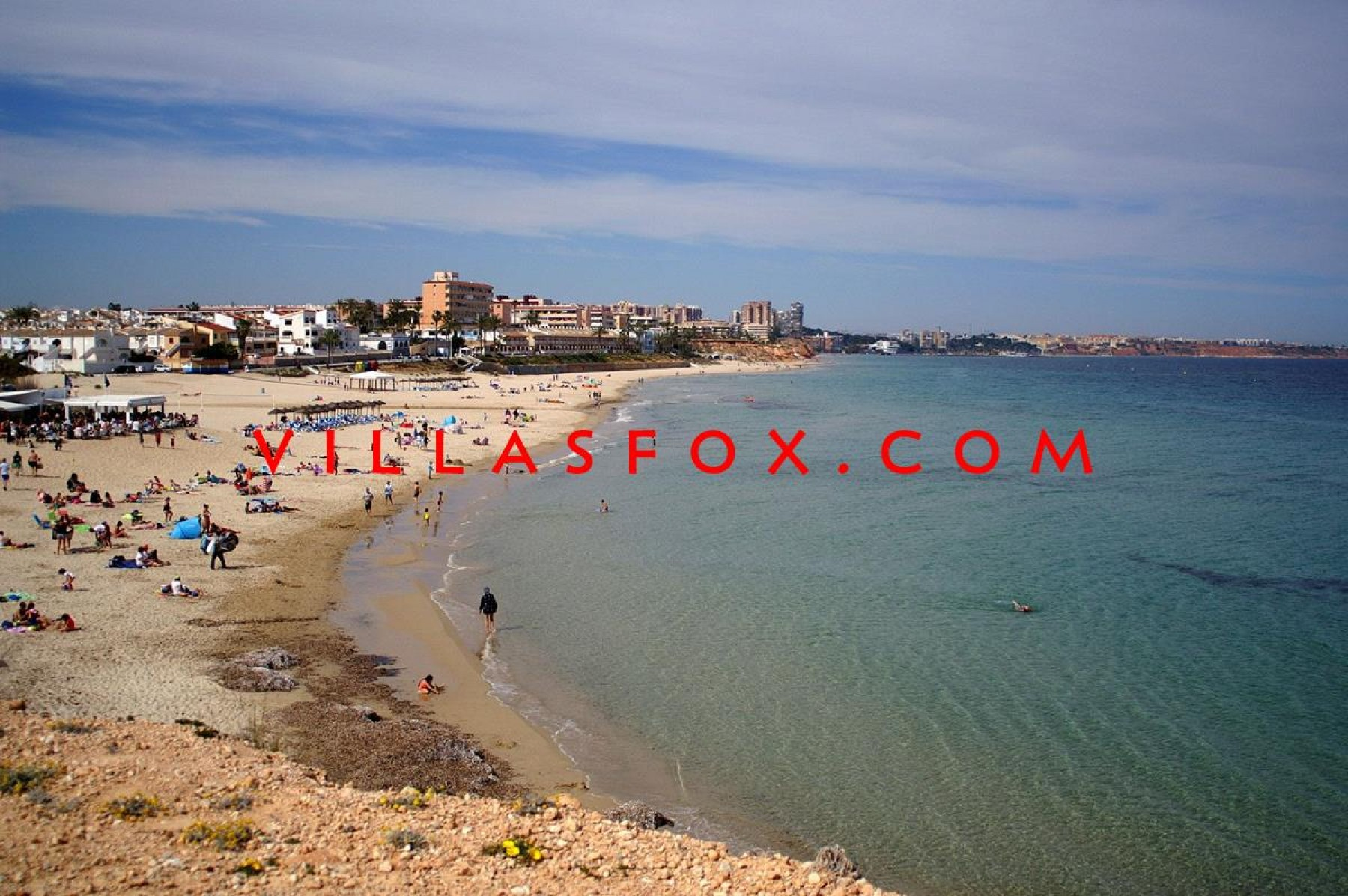 2-bedroom, 2-bathroom apartment, San Miguel de Salinas, lift, pool