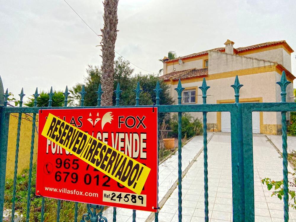 Luksus villa på stor grund med storslået udsigt, Torrestrella, San Miguel de Sa