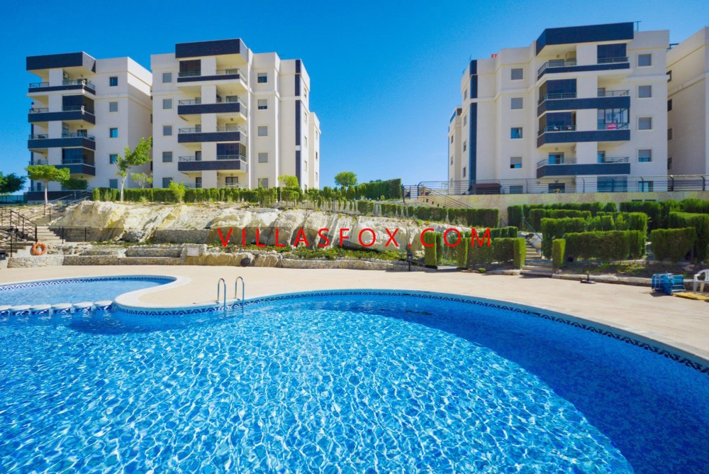 Residencial Angelina Bloque III - nye leiligheter i San Miguel de Salinas