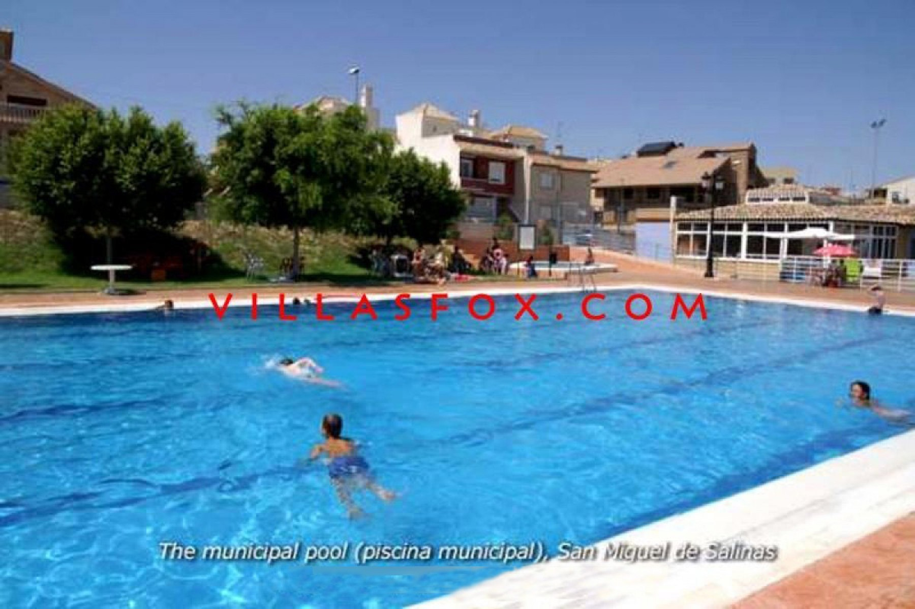 San Miguel de Salinas 1-bedroom apartment, top-floor with private solarium