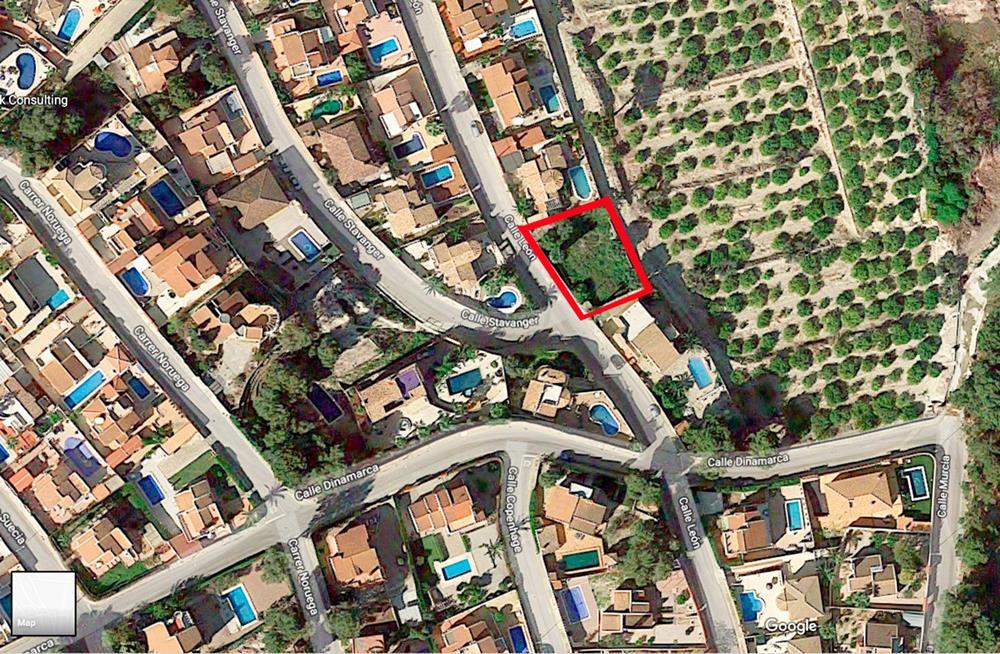 Grundstück, Las Comunicaciones, San Miguel de Salinas