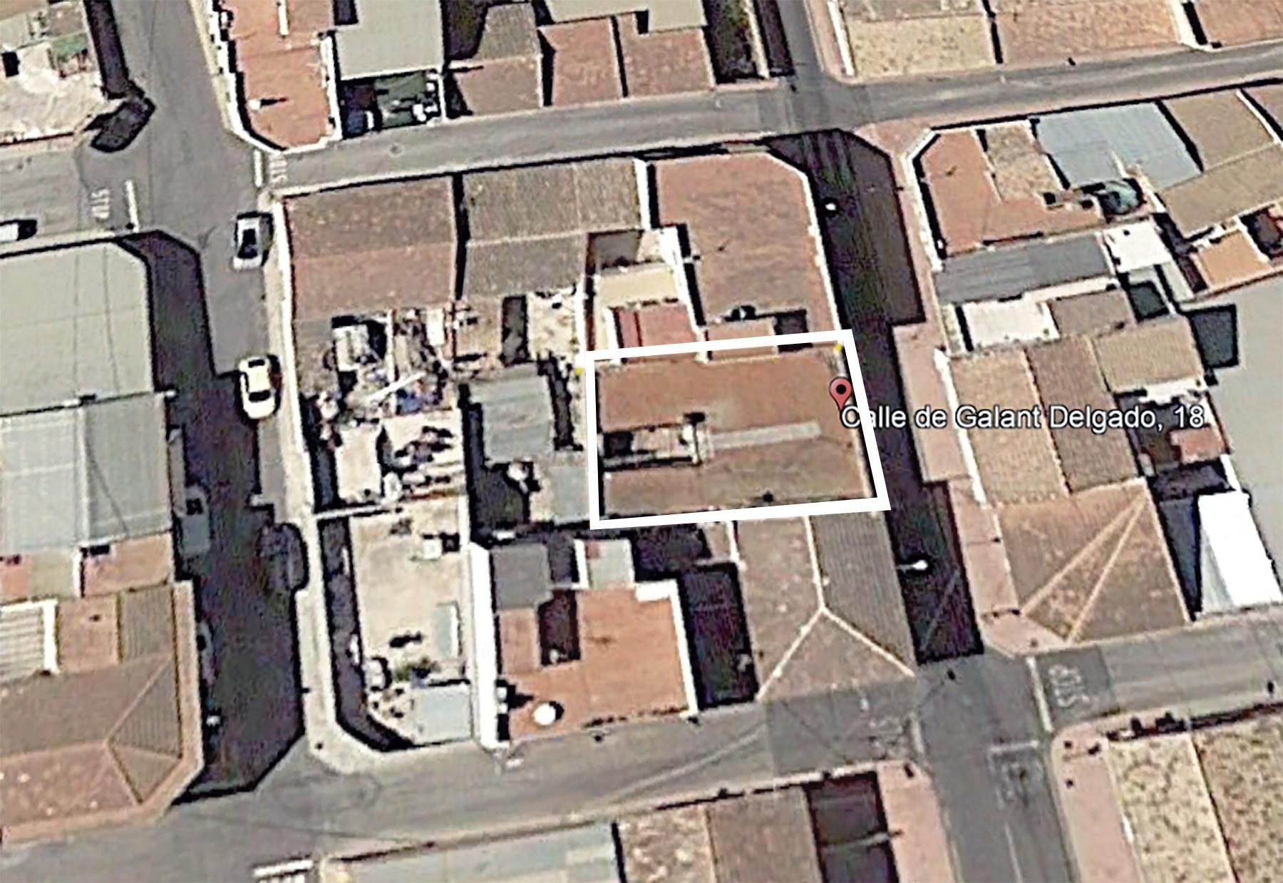 Traditionelt spansk hus med garage til salg, San Miguel de Salinas