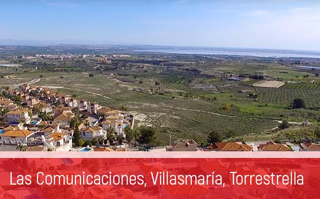 Las Comunicaciones, Villasmaría, Torrestrella
